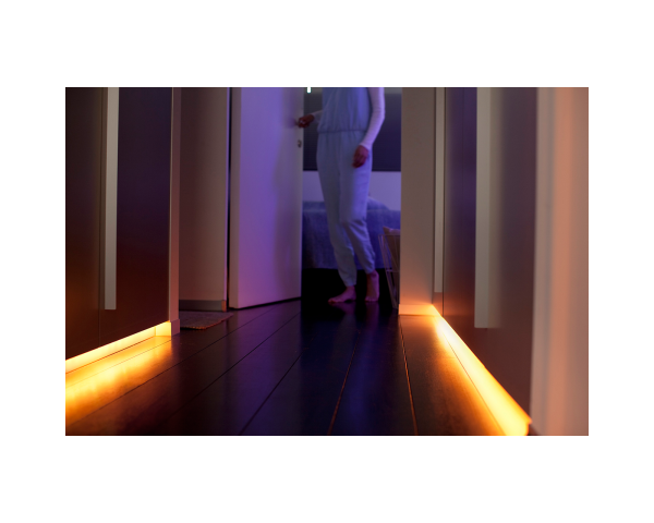 Philips Hue Lightstrip Plus: Tira de luz LED inteligente (1m) - Iluminación Blanca y de color 6