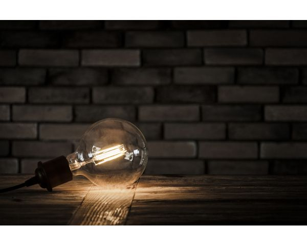 Bombilla Led Vintage para Lámpara VITA IDEA 3w 125mm